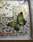 Birthday Handmade Boxed Keepsake Card with Butterfly Magnet